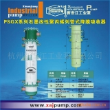 列管式降膜吸收器