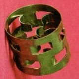金属鲍尔环填料