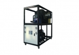 耐酸碱安亿达牌水冷式冷水机