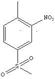 2-硝基-4-甲砜基甲苯