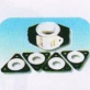 玻璃管道用F4橡胶垫