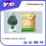 Basic Chromium Sulphate Leather Tanning Agent
