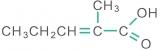 3-Ethyl-2-methylacrylic