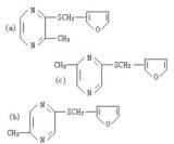 2-Methyl-3(5/6)-Furfurylthio Pyrazine
